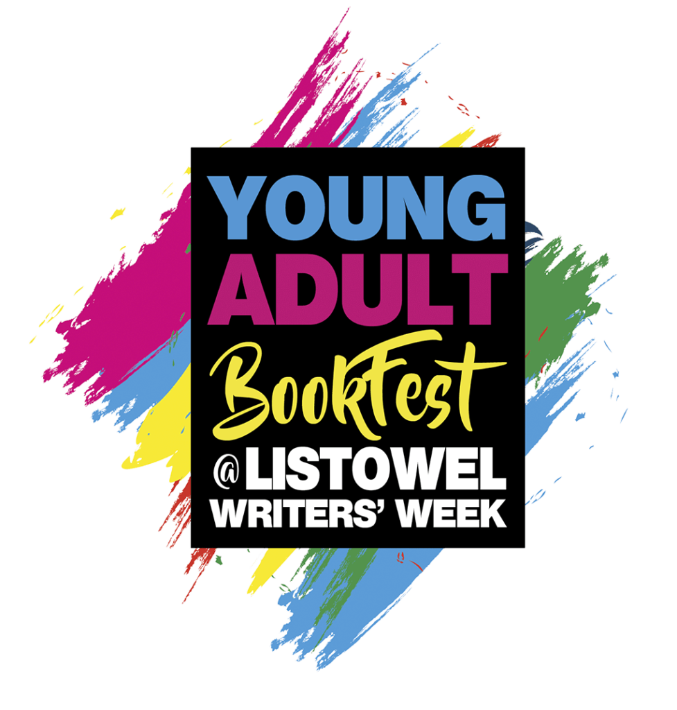 Young Adult BookFest Logo with transparent background